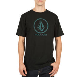 Volcom Men's Lino Stone Short Sleeve T Shirt