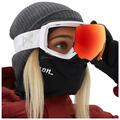 Anon Women's WM1 Goggles with MFI Facemask