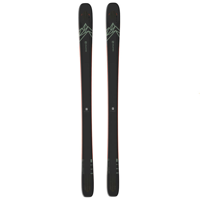 Salomon Men's QST 92 Freeride Skis '21