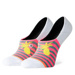 Stance Women's Pretty Pina Invisible Socks