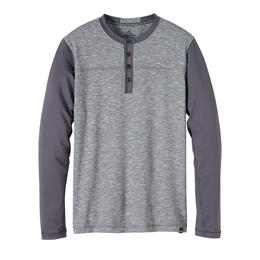 Prana Men's Zylo Long Sleeve Henley Top