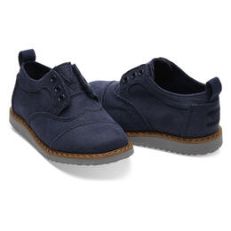 Toms Boy's Tiny Toms Brogue Shoes