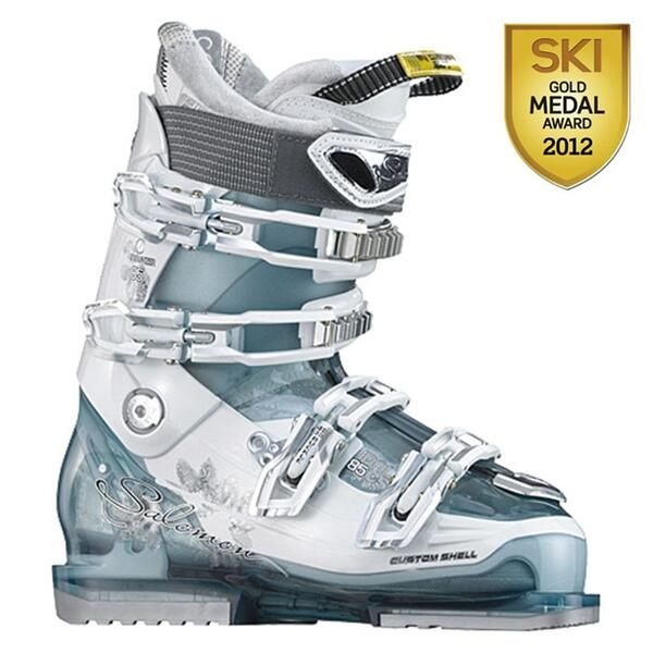 Salomon Women's Idol 85 CS Ski Boots '12
