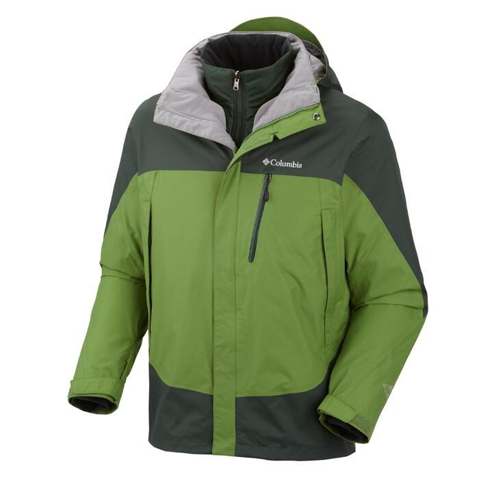 Columbia Sportswear Men's Lhotse Mountain II 3-in-1 ...