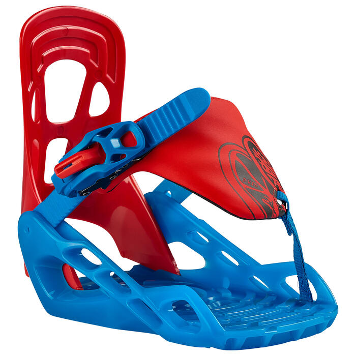 Head Kids' P Kid Snowboard Bindings '21