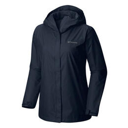 Columbia Women's Arcadia II Rain Jacket, Navy