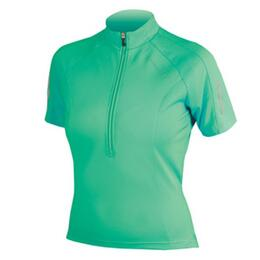 Endura Women's Xtract Cycling Jersey Mint