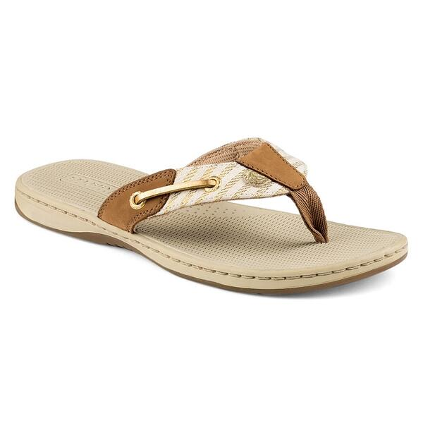 Sperry Women's Seafish Mariner Stripe Casual Sandals