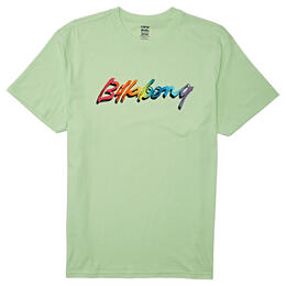 Billabong Men's Brushed Short Sleeve T Shirt