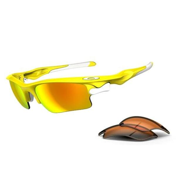 Oakley Fast Jacket XL Performance Sunglasses