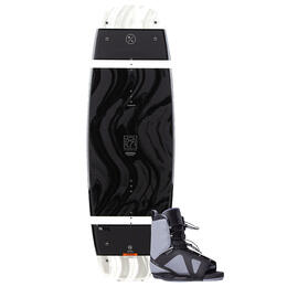 Hyperlite Men's Franchise Wakeboard With Team OT Bindings '20