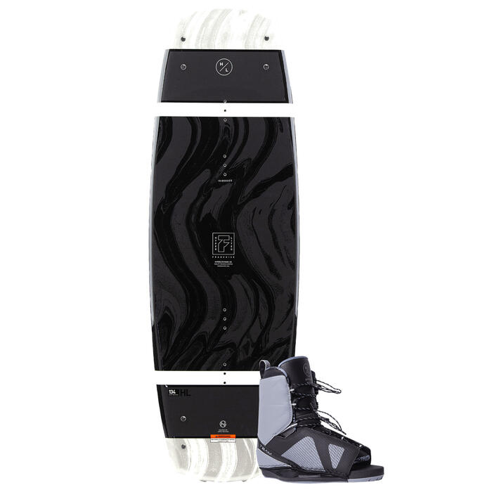 Hyperlite Men's Franchise Wakeboard With Te