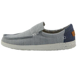 Hey Dude Men's Mikka Chambray Casual Shoes
