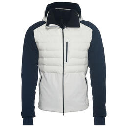 Bogner Fire + Ice Men's Erik Down Off White Jacket