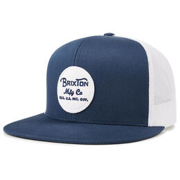 Brixton Men's Wheeler Mesh Hat