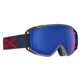 Anon Men's Circuit MFI Snow Goggles with Sonar Blue Lens