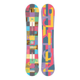 Burton Women's Feather All Mountain Snowboard '17