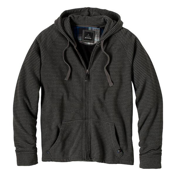 Prana Men's Kennet Full Zip Knit Jacket
