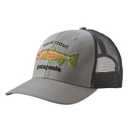 Patagonia Men's World Trout Fishstitch Trucker Hat