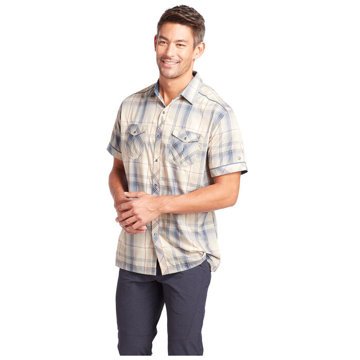 Kuhl Men's Konquer⢠Short Sleeve Shirt