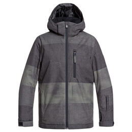 Quiksilver Boy's Silvertrip Jacket