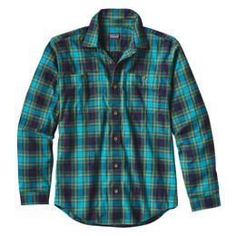 Patagonia Men's Pima Long Sleeve Shirt