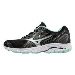 Mizuno Women's Wave Inspire 14 Running Shoes Black