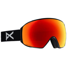 Anon Men's M4 Toric Goggles with MFI Facemask and Spare Lens