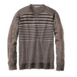 Smartwool Men's Kiva Ridge Striped Crew Swe