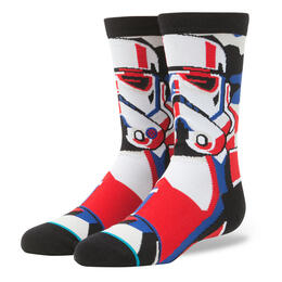 Stance Boy's Trooper Mosaic Socks