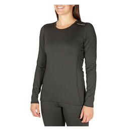 Hot Chillys Women's Micro Elite Crewneck Baselayer Top - EXTENDED