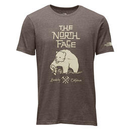 The North Face Men's Grizzly Tri-blend T Shirt