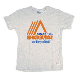 Original Retro Brand Men's Whataburger 1930 Short Sleeve T Shirt