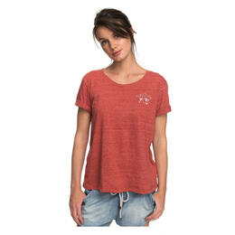 Roxy Women's Wild Alcyons Short Sleeve T-shirt