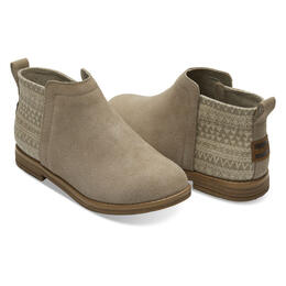 Toms Girl's Deia Bootie Shoes