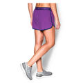 Under Armour Women's Perfect Pace Running Shorts Back Angle