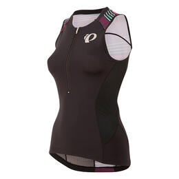 Pearl Izumi Women's Elite Pursuit Tri Sleeveless Jersey
