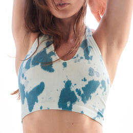 Free People Women's Free Throw Tie Dye Crop Top
