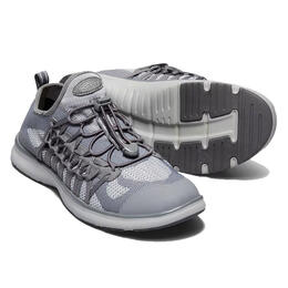Keen Men's Steel Grey Uneek Exo Casual Shoes