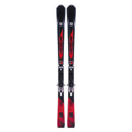 Volkl Men's RTM 78 All Mountain Skis with 4Motion XL 12 Bindings '18