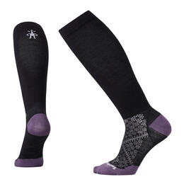 Smartwool Women's PhD® Ski Graduated Compression Ultra Light Snow Socks