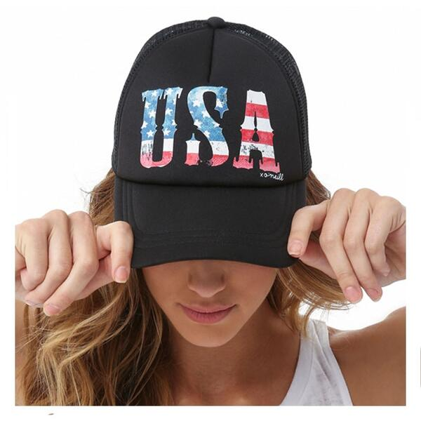 O'neill Jr. Girl's Usa Trucker Hat