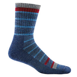 Darn Tough Vermont Boy's Via Ferrata Jr. Micro Crew Socks
