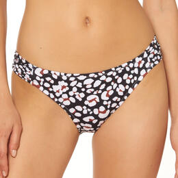 Jessica Simpson Women's Cool Cats Shirred Hipster Bottom