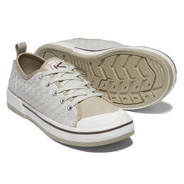 Keen Women's Silver Birch Elsa II Crochet Sneaker Casual Shoes