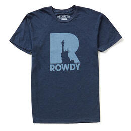 Rowdy Gentleman Men's Rowdy R Tee Shirt