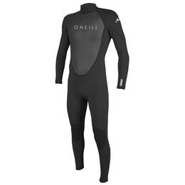 O'Neill Men's Reactor II 3/2mm Back Zip Full Wetsuit