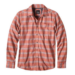 Prana Men's Alabaster Long Sleeve Flannel S