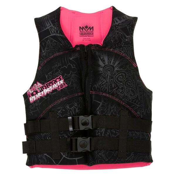 Liquid Force Women's Heartbreaker USCGA Wakeboard Vest