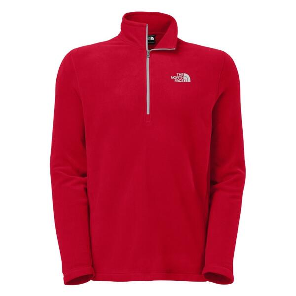 The North Face Men's Tka 100 Glacier 1/4 Zip Fleece Jacket